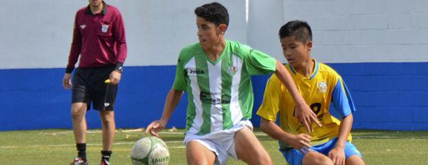 Futbol, Jaime Corado, Futbolcarrasco, Cadete