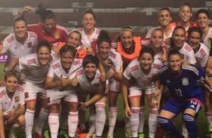 fútbol carrasco, femenino, españa