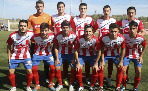 fútbol carrasco, 1ª andaluza grupo 1