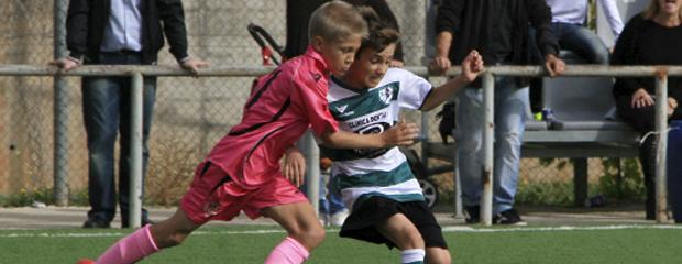 fútbol carrasco, córdoba, 2ª alevin