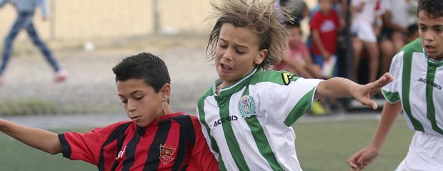 fútbol carrasco, córdoba, alevín