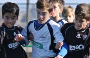 fútbol carrasco, córdoba, 3ª infantil