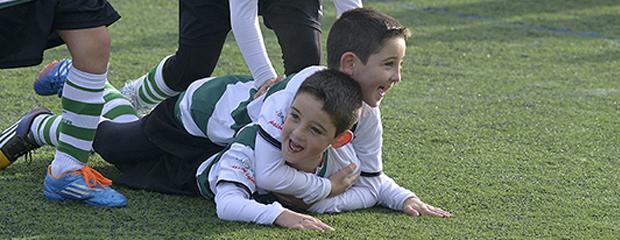 fútbol carrasco, córdoba, 3ª prebenjamín