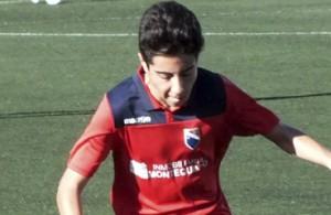 futbolcarrasco4infantilsevillaPedro