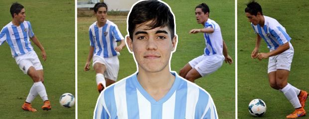 fútbol carrasco málaga cf juvenil castillo