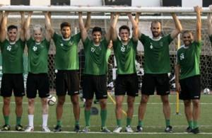 futbolcarrasco entrenamiento europa fc gibraltar