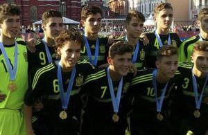 futbolcarrasco españa rusia campeon moscu selección
