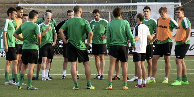 futbolcarrasco carrasco gibraltar europa entrenamiento