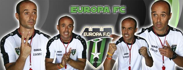 fútbol carrasco europa fc gibraltar montaje