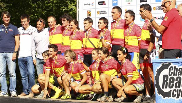 fútbol carrasco ciclismo btt