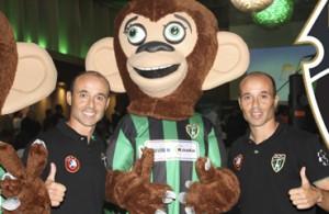 futbolcarrasco gibraltar europa fc mascota entrenamiento
