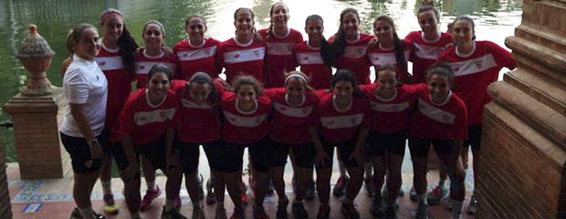 fútbol carrasco sevilla fc femenino