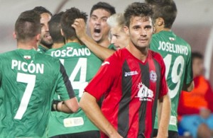 fútbol carrasco linconl europa fc gibraltar