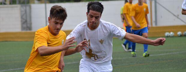 Futbol, juvenil málaga