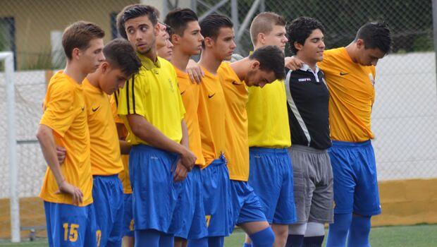 Fútbol, juvenil málaga