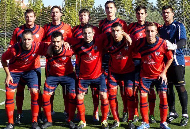 Senior, Málaga