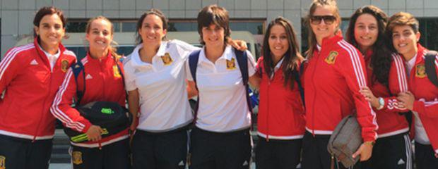fútbol carrasco, femenino, selección