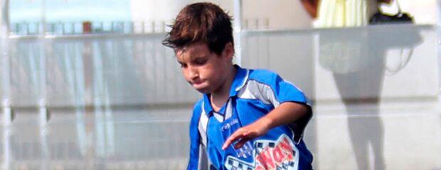 Futbolcarrasco Benjamín, Málaga