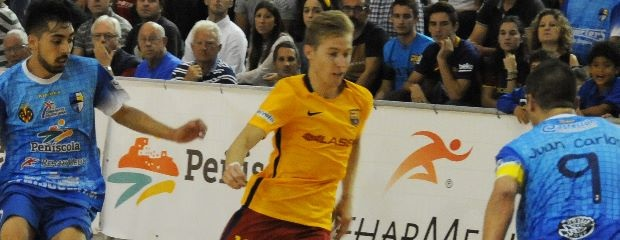 fútbolcarrasco fútbol sala resumen primera división LNFS