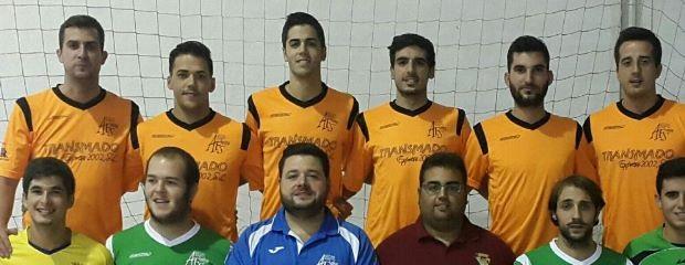 fútbolcarrasco fútbol sala transmado express amigos fs