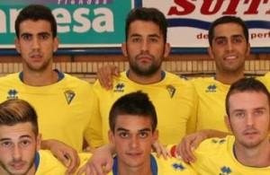 fútbolcarrasco fútbol sala cádiz cf virgili tercera división