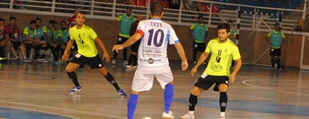 fútbolcarrasco fútbol sala jaén paraíso interior fs LNFS