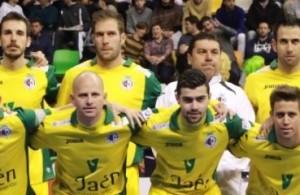 fútbolcarrasco fútbol sala jaén paraíos interior fs LNFS