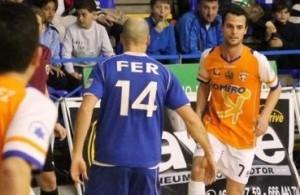 fútbolcarrasco fútbol sala resumen segunda división