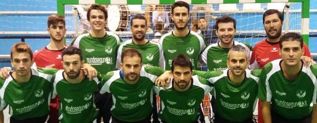 fútbolcarrasco fútbol sala mundo seguros triana fs ud coineña segunda división b