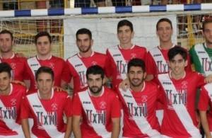 fútbolcarrasco fútbol sala stilo textil villa del río fs lucena fs segunda división b
