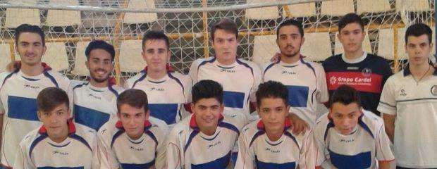 fútbolcarrasco fútbol sala xerez toyota nimauto fs juvenil