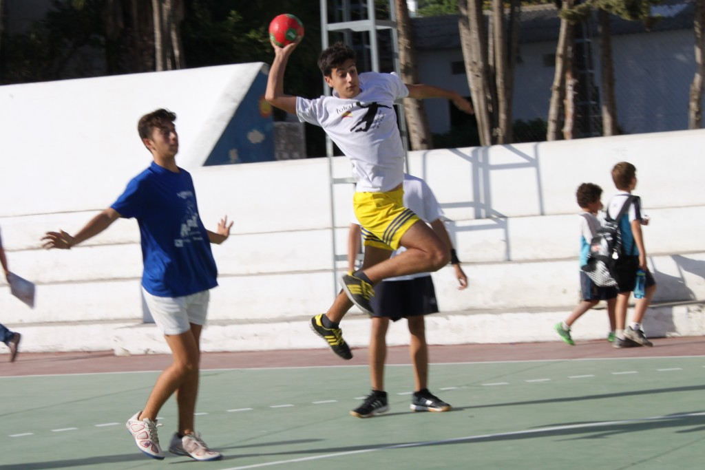 fútbol carrasco, balonmano