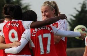 fútbol carrasco, femenino, arsenal