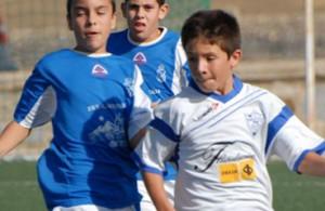 fútbol carrasco, córdoba, 2ª infantil