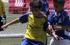 fútbol carrasco, córdoba, 2ª prebenjamín