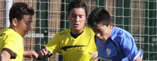fútbolcarrasco, ciudad, zaidin, cadete