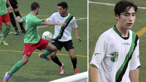 fútbol carrasco, 3ª senior málaga