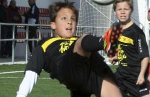fútbol carrasco, córdoba, 3ª benjamín
