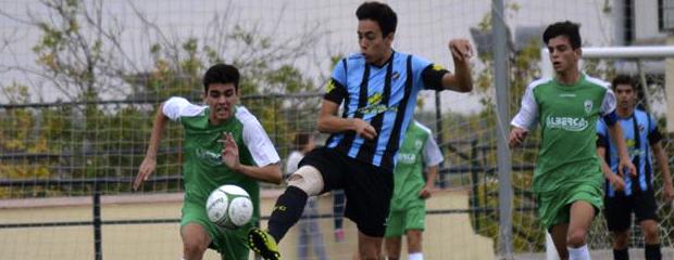 fútbol carrasco, córdoba, 3ª cadete