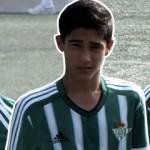 fútbol carrasco betis infantil