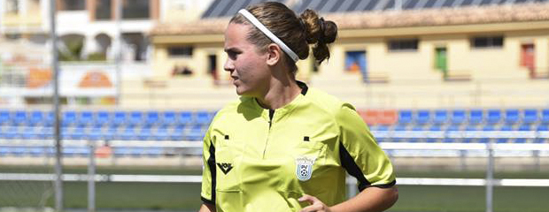 fútbol carrasco árbitro femenino