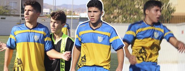futbolcarrasco kilil malaga juvenil dh san andres