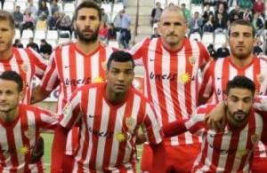fútbol carrasco, ud almería, 2ª división