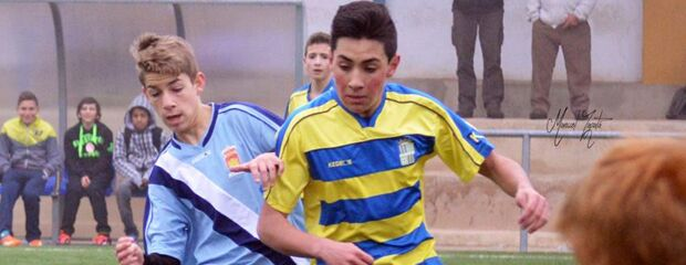 futbolcarrasco cadete segunda jaen