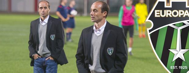fútbol carrasco europa fc gibraltar coach manager