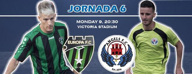 fútbolcarrasco match day europa fc gibraltar