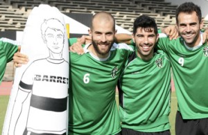futbolcarrascoentrenoeuropafc