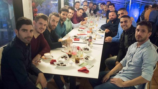 futbolcarrasco europa fc cena navidad