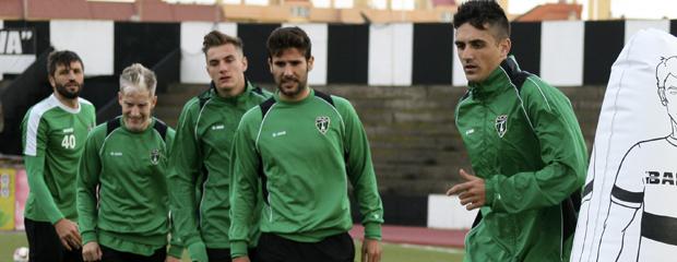 futbolcarrasco training gibraltar europa fc entrenamiento