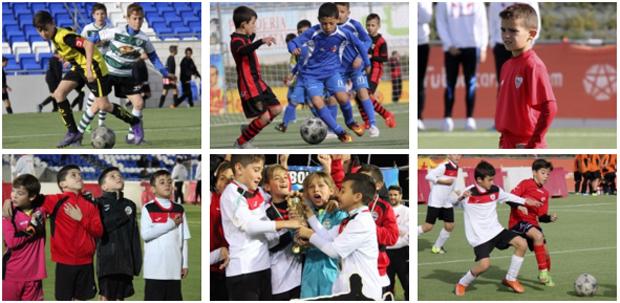fútbol carrasco tournament cup lucena